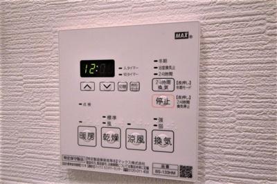 【設備】レジデンストレゾールデュー