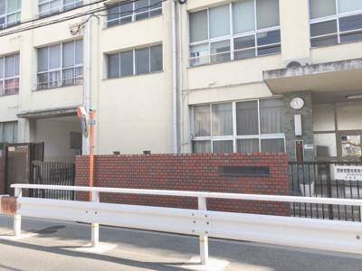 【周辺】大阪市阿倍野区阪南町3丁目 土地
