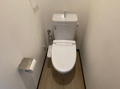 【トイレ】プリエール高井田