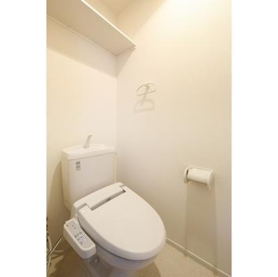 【トイレ】ラフィネ幸和Ⅱ
