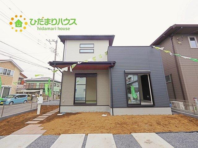【外観】阿見町うずら野33期 新築戸建