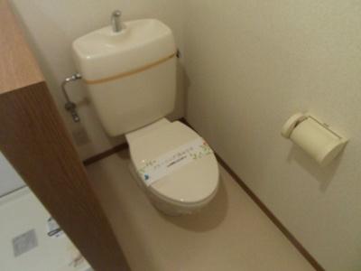 【トイレ】ヴィヴレⅡ