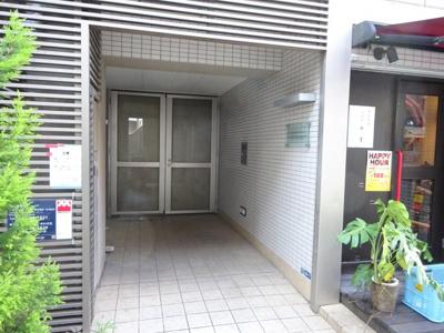 【エントランス】ファインクレスト吉祥寺