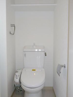 【トイレ】ファインクレスト吉祥寺