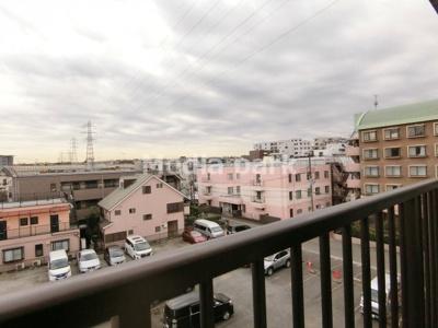 【展望】フラワーヒル宮崎台