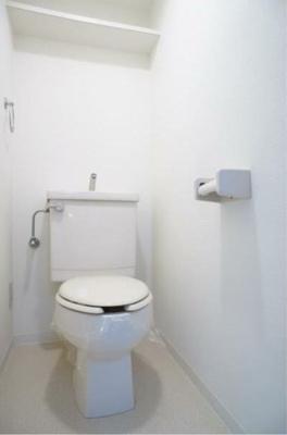 【トイレ】水穂マンション
