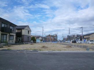 【外観】野洲市西河原【全36区画】4-1号地 売土地