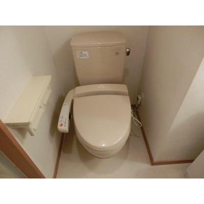 【トイレ】パレステュディオ西巣鴨