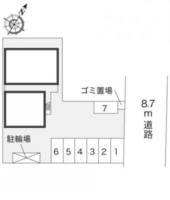 【その他共用部分】レオパレスセルボ