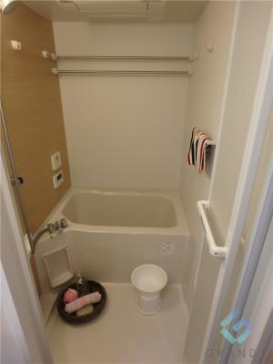 【浴室】レジデンス上町台