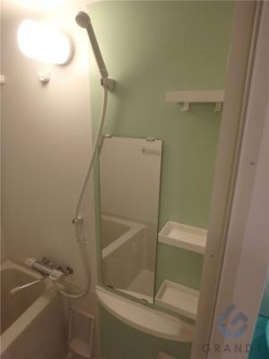【浴室】ラシュレエグゼ難波西