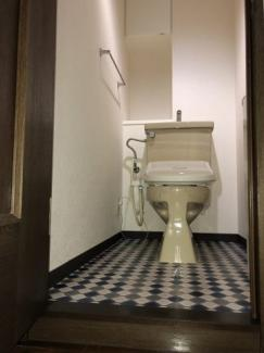 【トイレ】ナイスアーバン中央公園