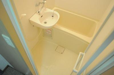 【浴室】レオパレスボンヌ・シャンス