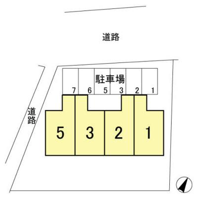 【区画図】第二コーポ野本