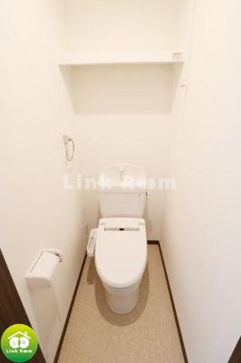 【トイレ】PRESI桜新町