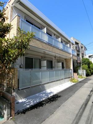 「武蔵新城駅徒歩8分のアパートです」