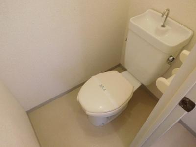 【トイレ】サンコーポ