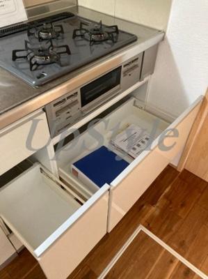 【キッチン】無添加タウン葛飾D棟