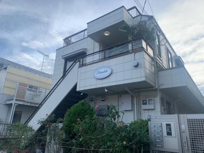 【外観】トリムデール駒沢