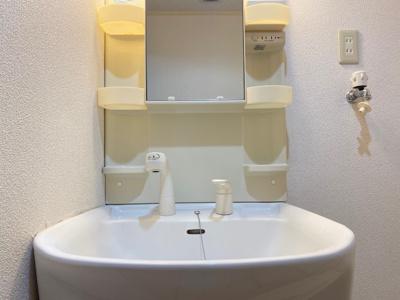 【洗面所】トリムデール駒沢