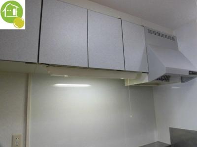 【キッチン】オアシスヴィラエスペランサ