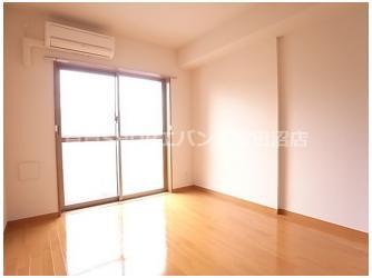 日当たりが良いので明るいお部屋です。
