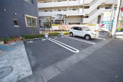 【駐車場】ヴェルジェポワール【SHM】