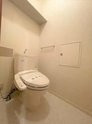 【トイレ】ヴェルジェポワール【SHM】