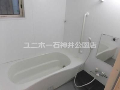 【浴室】ローズコート光が丘東