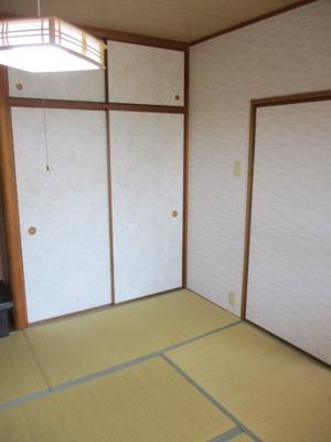 【和室】ヴァンヴェールK2・2番館