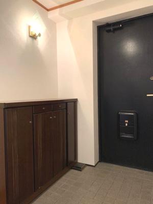 【玄関】ヴァンヴェールK2・2番館