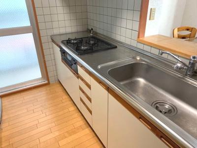 【キッチン】ヴァンヴェールK2・2番館