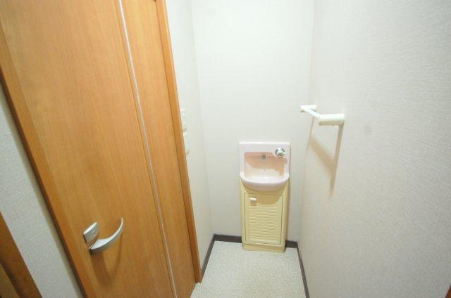 【トイレ】綱分戸建て