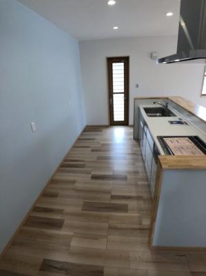 キッチン周りのスペースです