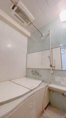 【浴室】日本橋箱崎ハイツ