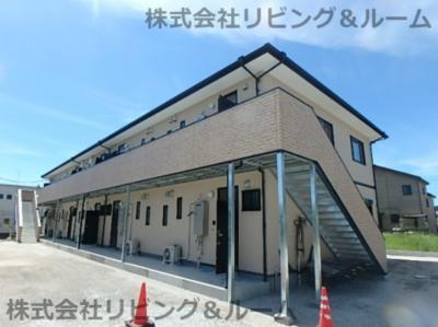 【外観】シャトール長塚・Ⅱ棟