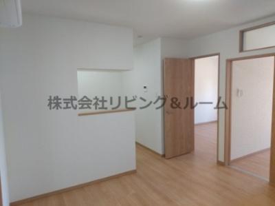 【居間・リビング】シャトール長塚・Ⅱ棟