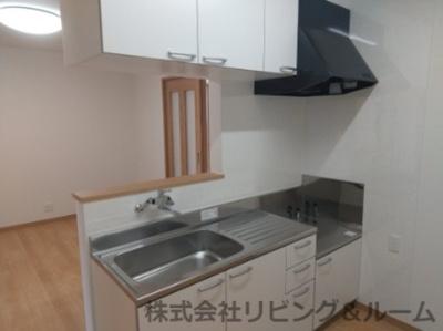 【キッチン】シャトール長塚・Ⅱ棟