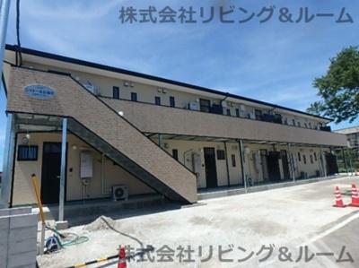 【駐車場】シャトール長塚・Ⅱ棟