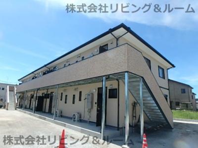 【展望】シャトール長塚・Ⅱ棟