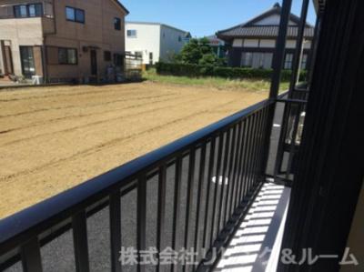 【バルコニー】シャトール長塚・Ⅱ棟