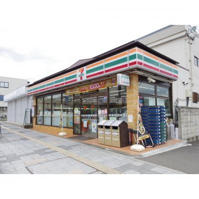 コンビニ「セブンイレブン広丘駅前店まで736m」