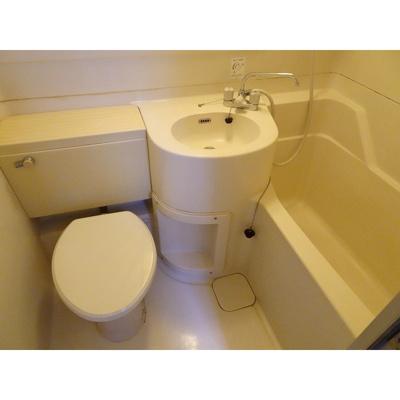 【トイレ】ローズマンション小山