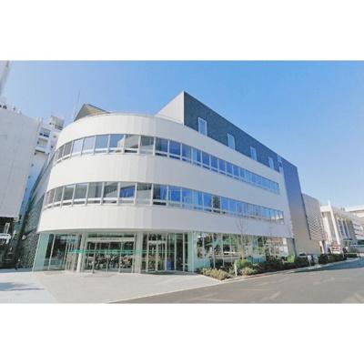 図書館「亜細亜大学図書館まで671m」