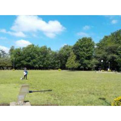 公園「梶野公園まで441m」