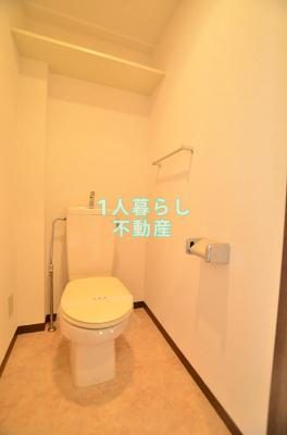 バス・トイレ別室です