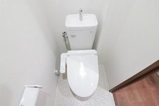 【トイレ】グランフィーネ枚方長尾