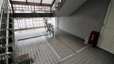 【駐車場】ミユキマンション