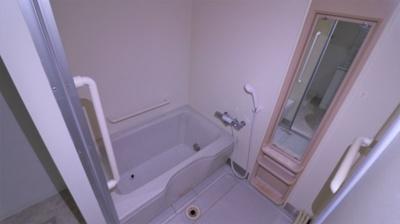 【浴室】グリーンコート若草