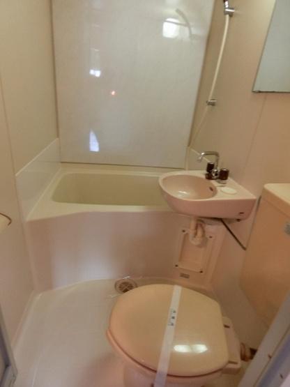 【浴室】RUEFU+1
